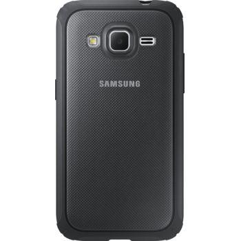 Samsung ochranný kryt EF-PG360BS pro Galaxy Core Prime, stříbrný