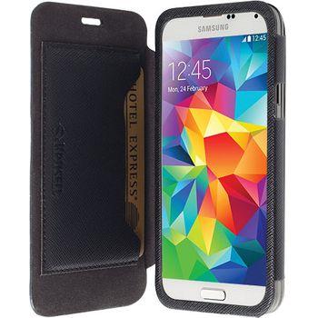 Krusell pouzdro FlipCase Malmö - Samsung Galaxy S5 mini, černá