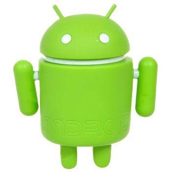 Figurka Android robot - zelený