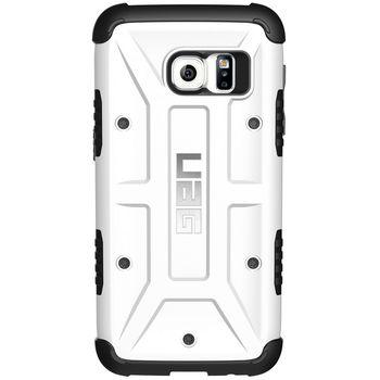 UAG ochranný kryt card case Navigator pro Galaxy S7, bílý