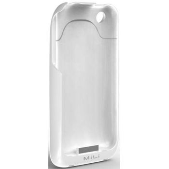Mili power skin HI-C20 White iPhone 3G, 3GS