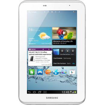 Samsung GALAXY Tab 2 7.0 Wi-Fi + 3G, P3100 16 GB, bílý