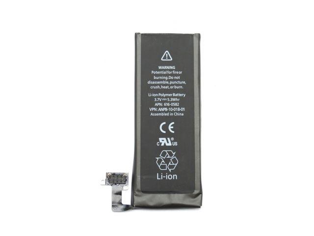 obsah balení Apple iPhone 4S Baterie 1430mAh li-Pol (Bulk) + výměna baterie technikem na prodejně