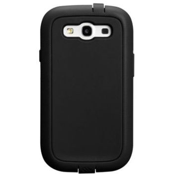 Case Mate Phantom case pro Samsung Galaxy S III, černá