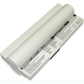 Baterie Asus Eee PC 900 10400mAh bílá