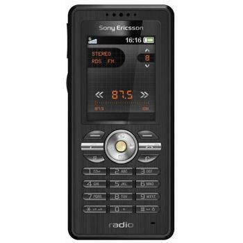 Sony Ericsson R300 Antique Copper