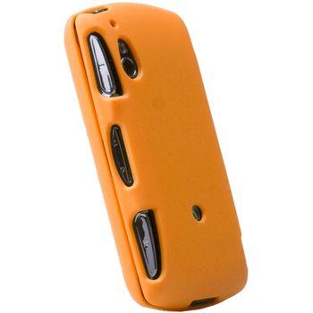 Krusell hard case - ColorCover - Sony Ericsson XPERIA Play (oranžová)