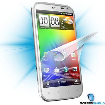 Fólie ScreenShield HTC - Sensation XL - displej