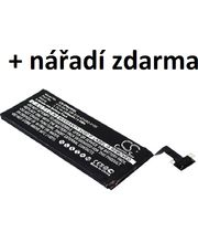Baterie pro iPhone 4s, 1450mAh, Li-ion