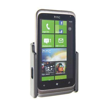 Brodit držák do auta na HTC Radar bez pouzdra, bez nabíjení