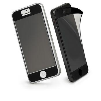 Case Mate folie na displej ZERO Bubble pro iPhone 5 - černá