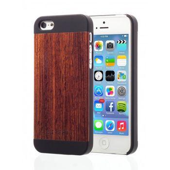 Esperia Evoque Palisandr kryt pro iPhone 5/5S