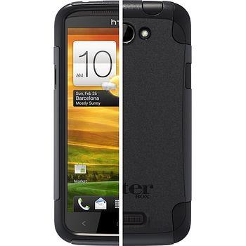 Otterbox - HTC ONE X Commuter - černá