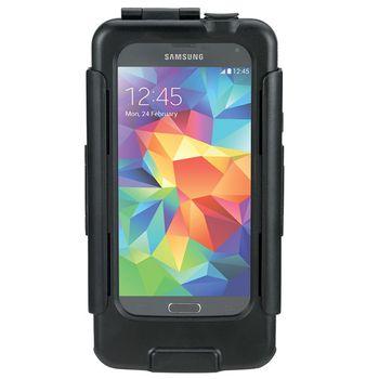Držák BikeConsole pro Samsung Galaxy S5 na kolo nebo motorku na řídítka pro uchycení telefonu + stylus SJ3 černý