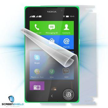 Fólie ScreenShield Nokia XL RM-1030 - celé tělo