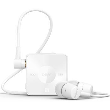 Sony SBH20 Stereo Bluetooth Headset - bílá