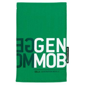 Golla Phone Wallet Deck G939 Green Green