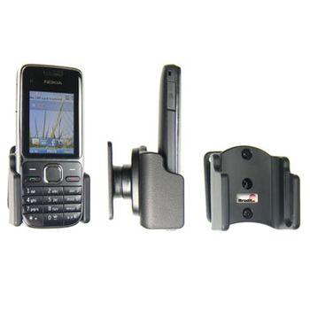 Brodit držák do auta na Nokia C2-01 bez pouzdra, bez nabíjení