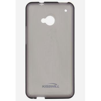 Kisswill TPU pouzdro pro Asus ZenFone 2 ZE500CL, černé