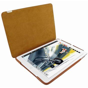 Piel Frama pouzdro pro iPad Air FramaGrip, Tan, kvalitní kůže, ruční výroba, španělská manufaktura
