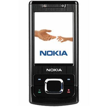 NOKIA 6500 slide Black + pouzdro Krusell Dynamic