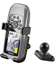 """RAM Mounts držák na Garmin GPSMAP 78, 78s & 78sc s lichoběž. adaptérem s 1"""" čepem, tvrzený plast, sestava RAP-B-GA40U"""