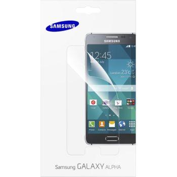 Samsung ochranná fólie na displej ET-FG850CT pro Samsung Galaxy Alpha