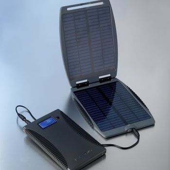 Powergorilla + Solargorilla - pro notebooky/netbooky/mt/PDA/GPS/MP3