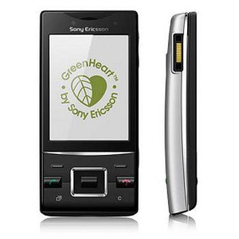 Sony Ericsson J20i Hazel Superior Black