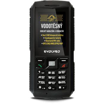 Evolveo StrongPhone X1, rozbaleno, záruka 24 měsíců