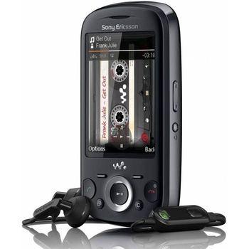 Sony Ericsson W20 Zylo Jazz black