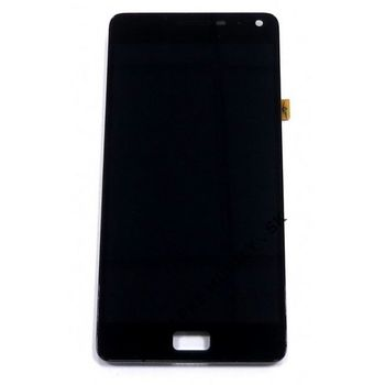 Náhradní díl Lenovo P1 LCD display + dotyková deska černá