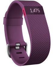 Fitbit Charge HR (s měřením tepu), velikost L, fialový