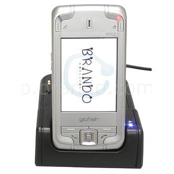 Kolébka Brando USB Cradle - E-ten M700 + AC adapter, ext. baterie
