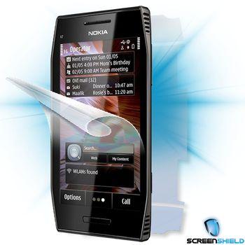 Fólie ScreenShield Nokia X7-00 - celé tělo