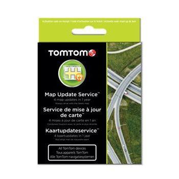 TOMTOM Aktivační kód pro službu Aktualizace map po dobu 12 měsíců