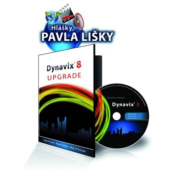 Dynavix® 8 Evropa pro PDA - UPGRADE