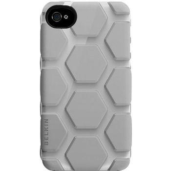 Belkin iPhone 4/4S ochranné pouzdro Max 008, bílé
