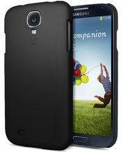 Spigen tenký kryt Ultra Fit pro Galaxy S4, černá