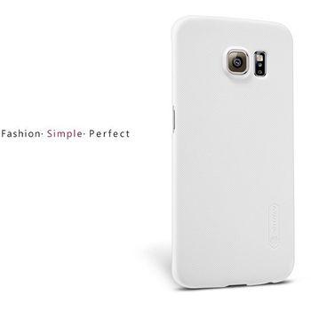 Nillkin Super Frosted Zadní Kryt pro Samsung G920 Galaxy S6, bílý