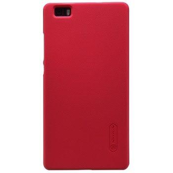 Nillkin Super Frosted Zadní Kryt pro Huawei Ascend P8 Lite, červený