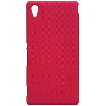 Nillkin Super Frosted Zadní Kryt pro Sony E2303 Xperia M4 Aqua, červený