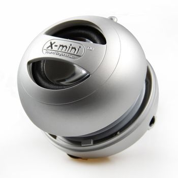 X-mini II - stříbrná