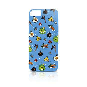 Gear4 iPhone 5 Case Angry Birds Classic - Ensemble