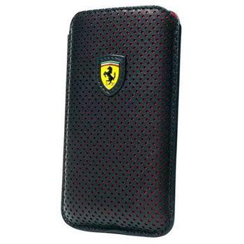 Ferrari Challenge UNI kožené pouzdro iPhone 5