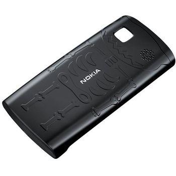 Nokia kryt Xpress-on CC-3024 pro Nokia 500, černá