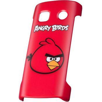 Nokia pevný kryt Angry Birds CC-3034 pro Nokia 500, červená