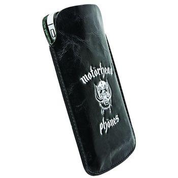 Motörhead pouzdro Burner L - iPhone 4/4S,Sony Xperia Go/miro,Samsung Galaxy Ace 2(černá/bílá)