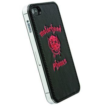 Motörhead hard case - Metropolis UnderCover - Apple iPhone 5 (černá/červená)