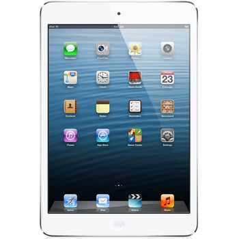 Apple iPad Mini Wi-Fi + Cellular 32GB bílý